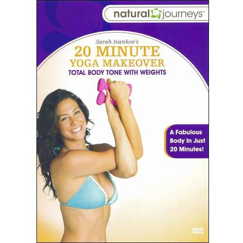 20 Minute Yoga Makeover: Total Body Tone With Weights by