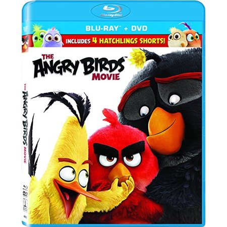The Angry Birds Movie (Blu-ray + DVD)](Play Angry Birds Halloween Hd)