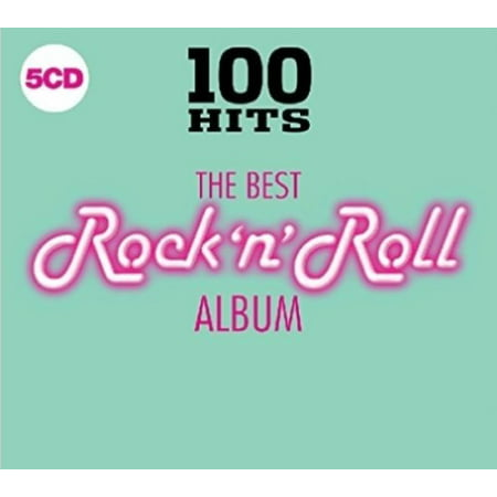 100 Hits: The Best Rock & Roll Album / Various (Best Live Albums Ever)