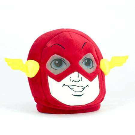 Maskimals Oversized Plush Halloween Mask - Flashman