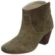 H By Hudson Women's Kiver Boot, Beige/Beige, 5 M US