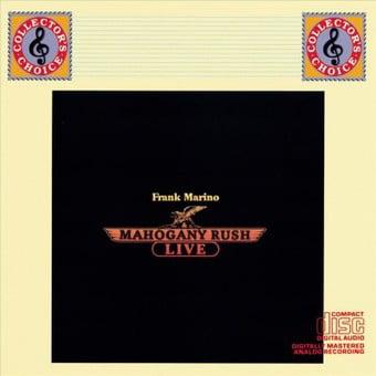 Frank Zappa Live Halloween (Frank Marino and Mahogany Rush - Live)