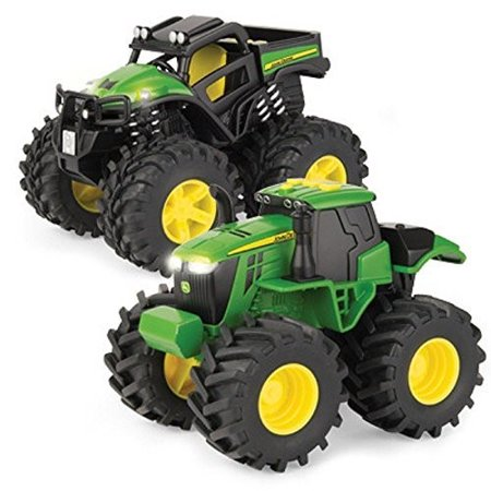 John Deere Lights n Sounds 2pk