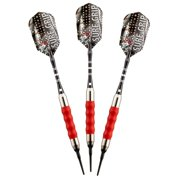Viper Sure Grip Soft Tip Darts Red 18 Grams