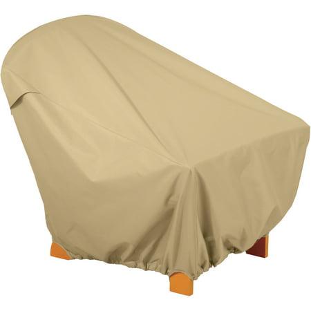 Classic Accessories Terrazzo Patio Adirondack Chair Furniture Storage Cover