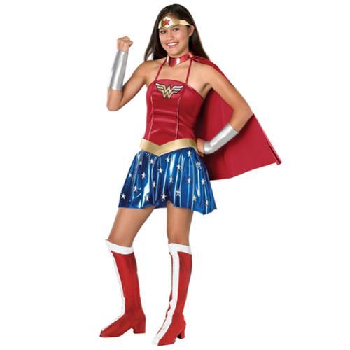 Wonder Woman Costume for Teens