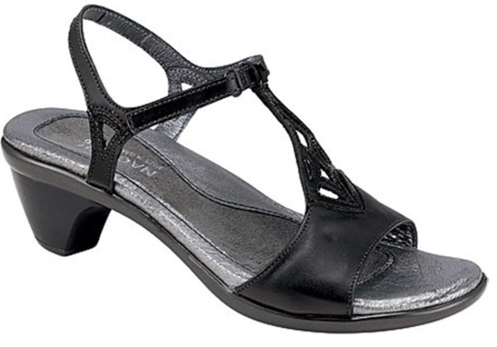 908c0ee2cf87 Naot - Women s Naot REVERE Sandals BLACK 36 M EU 5 M - Walmart.com