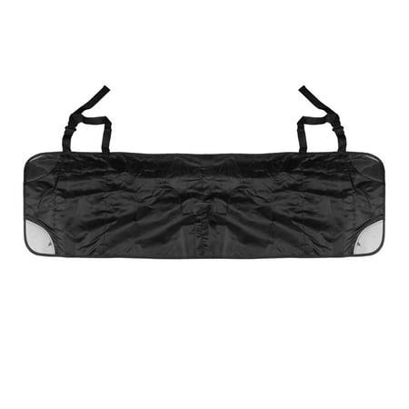 107cm x 31cm Automobile Car Rear Trunk Cargo Luggage Storage Mesh Net Holder - image 1 of 4
