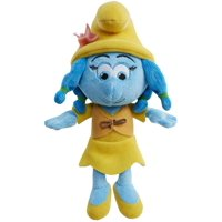 Smurfs The Lost Village Smurf Lily Bean Bag, 8""