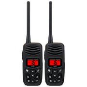 Standard Horizon HX150 (2 Pack) Handheld VHF Radio