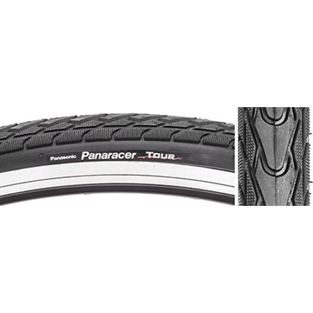 Panaracer Tour 700X28 Wire Black/Black Tire