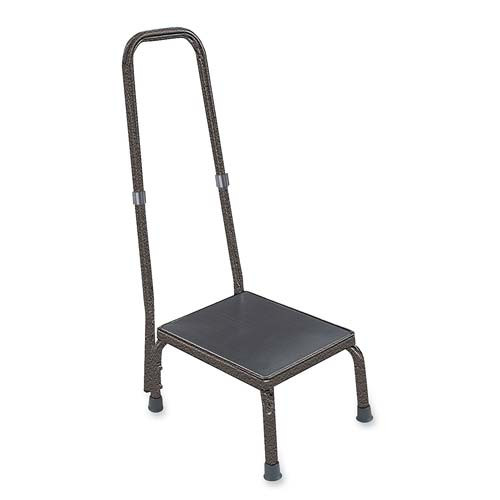 Hausmann Industries Safety Handrail Step Stool by Hausmann