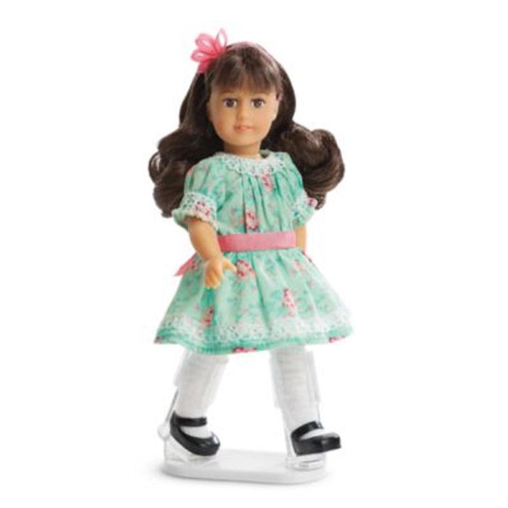 """Samantha American Girl MINI 6.5"""" Doll and MINI Book - Spe..."""