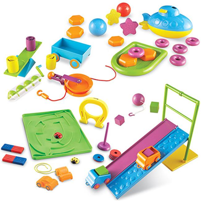 Learning Resources LER2834 Stem Classroom Bundle