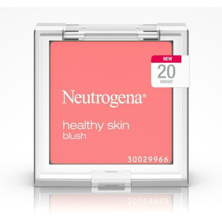 2 Pack - Neutrogena Healthy Skin Blush, Vibrant [20] 0.19
