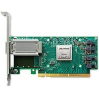 Refurbished Mellanox ConnectX-5 VPI Adapter Card - PCI Express 3.0 x16 - Optical Fiber
