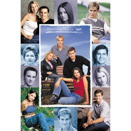 Dawson's Creek - TV Show Poster / Print (Character Photo Montage) (Size: 27