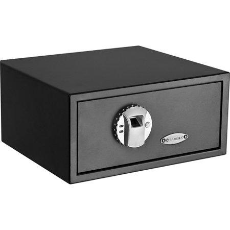 Barska 0.8 cu. ft. Steel Standard Biometric Safe Biometric Fingerprint Scanner, AX11224
