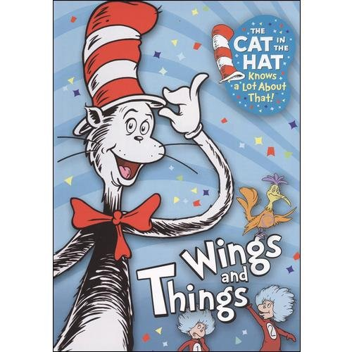 The Cat In The Hat Knows A Lot About That: Wings And Things