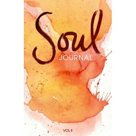 Soul Journal : A Writing Prompts Journal for Self Discovery