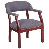 Flash Furniture Luxurious Captains Conference Chair, Multiple Colors