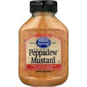 Silver Spring Gardens Silver Spring  Mustard Sauce, 9.5 oz