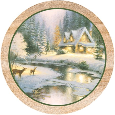 Thirstystone Drink Coasters Set, Deer Creek Cottage