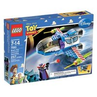 Toy Story Buzz's Star Command Spaceship Set LEGO 7593