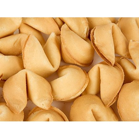 Bulk Fortune Cookies (KC Commerce Traditional Fortune cookies 100 pcs Individually)