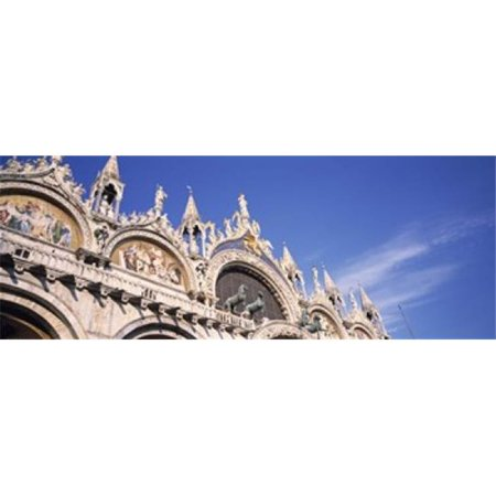 Panoramic Images PPI89592L Italy  Venice  San Marcos Cathedral Poster Print by Panoramic Images - 36 x 12 - image 1 de 1