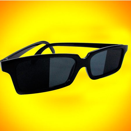 Spy Glasses Rear View Mirror Mirrored Fun Kids Toy Gift Sun Eye Side See (Spy Glasses Singapore)