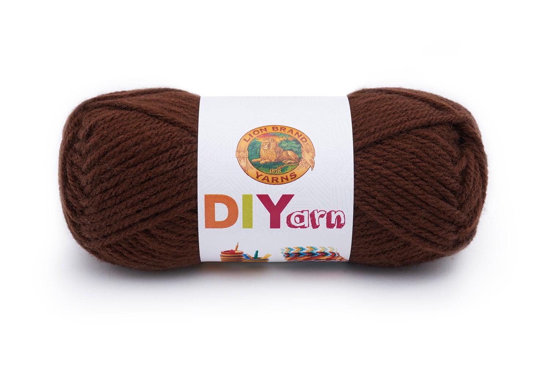 Crafts brown Lion Brand Diyarn Other Art Supplies