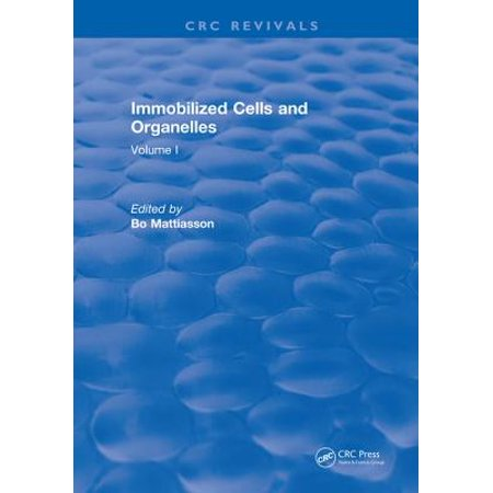 Immobilized Cells and Organelles - eBook