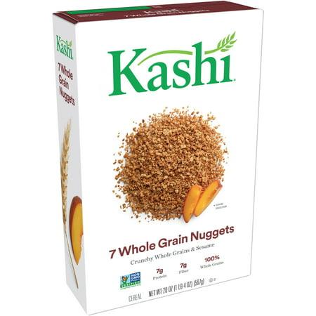 Kashi ® 7 Whole Grain Nuggets Cereal 20 oz. Box