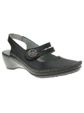 88f5fec1081 Product Image Spring Step Women s Nickie Black Sandals 38 M EU ...