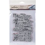 Spellbinders Stamps-Dear Ruby