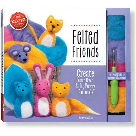 Felted Friends (Friends Craft Kit)
