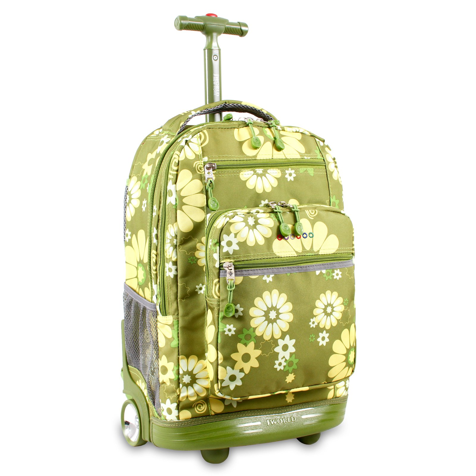 JWorld, Sundance Laptop Rolling Backpack