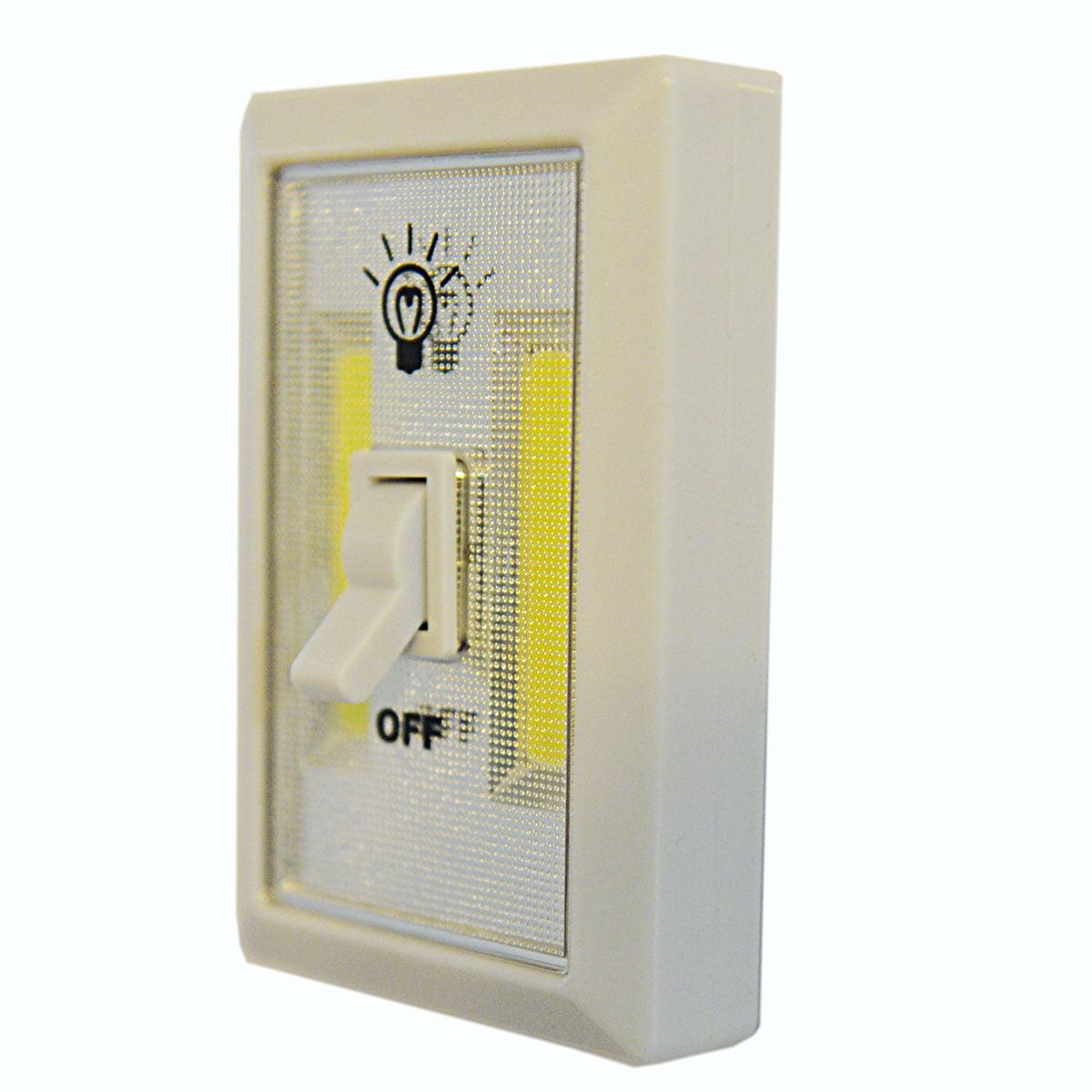 Battery Operated LED Night lights, COB LED Cordless Light ...