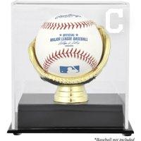 Cleveland Indians Fanatics Authentic Gold Glove Single Baseball Logo Display Case - No Size