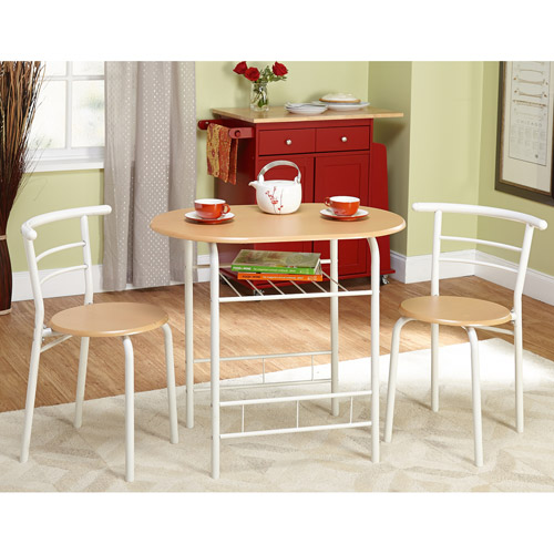 TMS 3 Piece Bistro Dining Set
