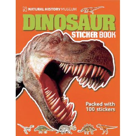 Dinosaur Sticker Book - Dinosaur Stickers