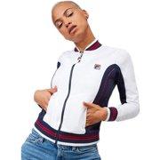 Fila Settanta II Jacket White/Peacoat/Chinese Red LG