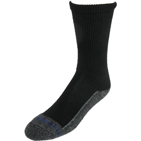 Size Medium Cotton Loose Fit Stay Up Crew Sock,