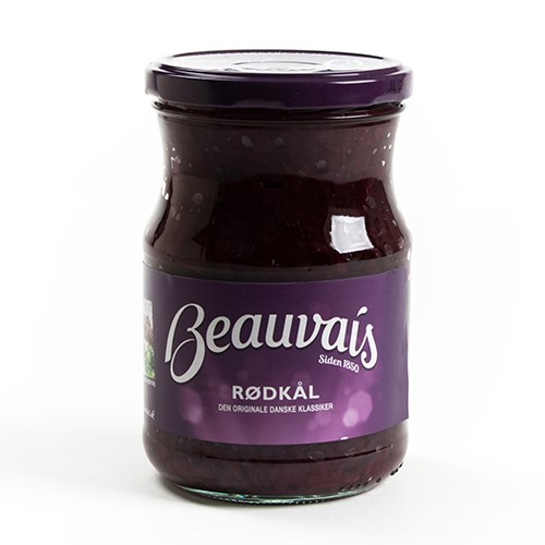 Danish Pickled Red Cabbage