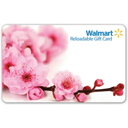 Cherry Blossom Walmart Gift (University Mall Gift Card)