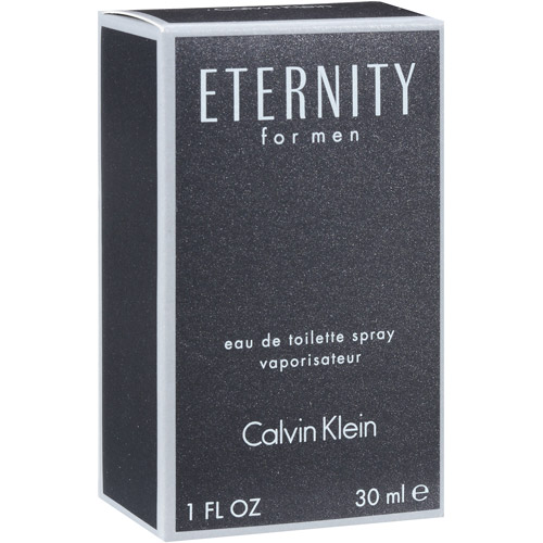 Calvin Klein Eternity Eau De Toilette Spray, 1 oz