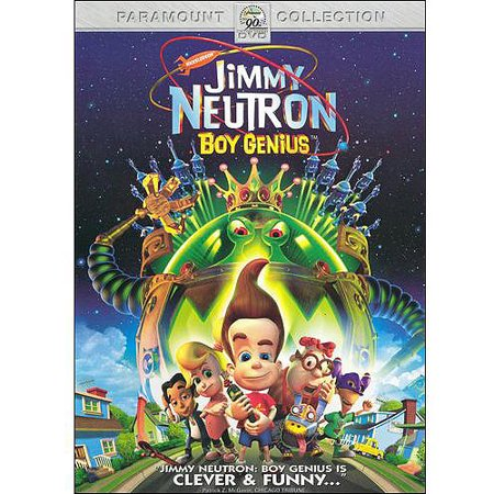 Jimmy Neutron: Boy Genius (Full Frame, Widescreen) - Jimmy Neutron Party