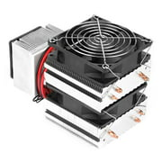 Sonew Semiconductor Refrigeration Cooling Device Thermoelectric Cooler DIY Mini Fridge,Thermoelectric Cooler, Refrigeration Cooling System