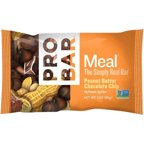 Probar Peanut Butter Chocolate Chip Meal Bar, 3 oz., (Pack of 12)